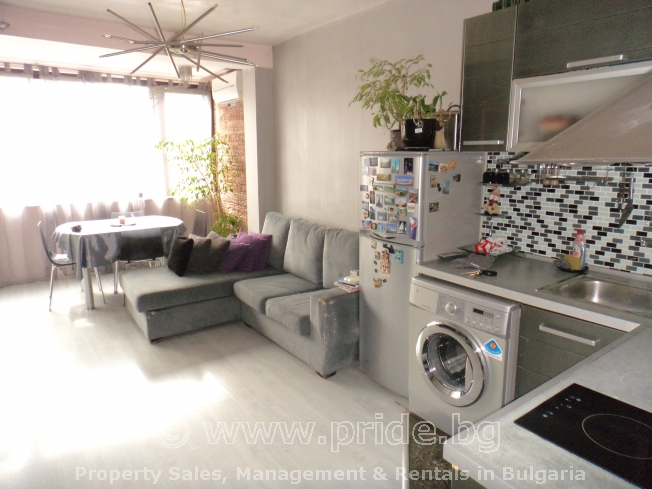 Nice apartment only meters from Sea Garden - LONG TERM PRICE PER MONTH