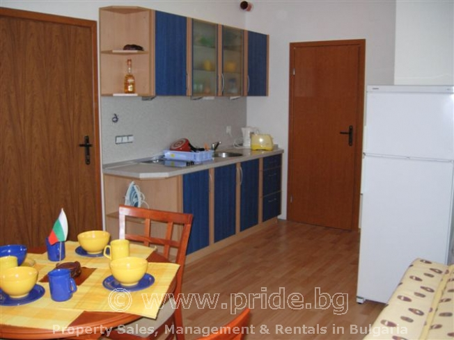 Trigor City complex - 1bed apartment