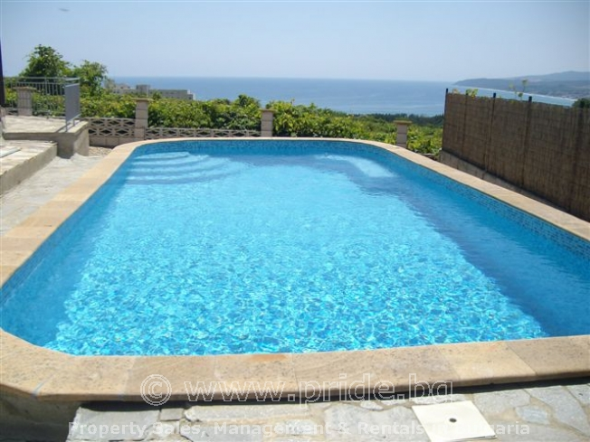 Obzor Bay View 2 - Private pool with Jacuzzi