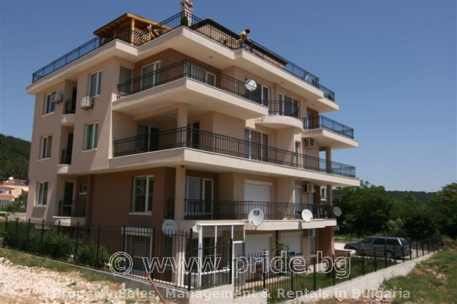 Apartment within the town of Vinitsa