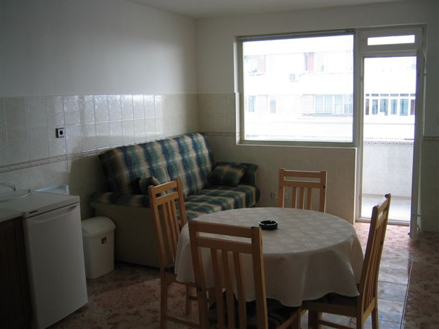 Sea View 1bed apartment, meters to the Sea Garden