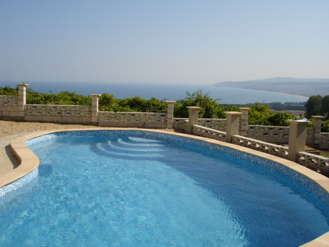 Obzor Bay View 1 - Private pool with Jacuzzi